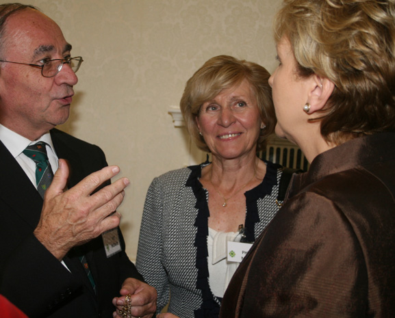 Pat-wife-Phyllis-Irish-President